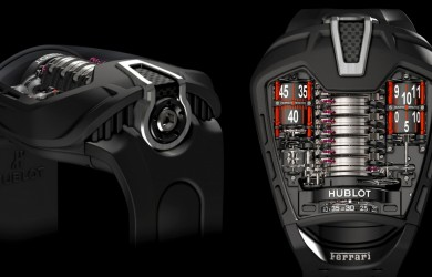 "HUBLOT the MP05 ""LaFerrari"""