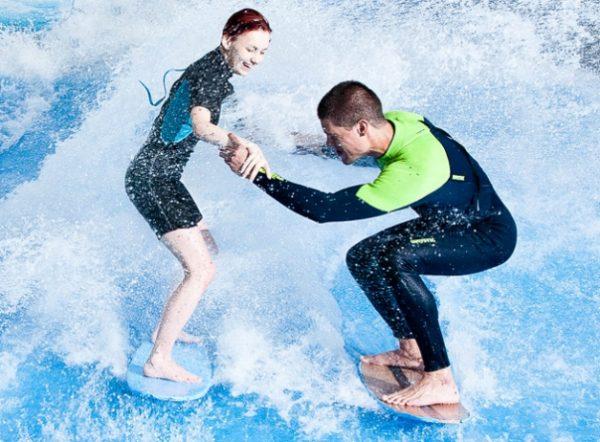 VALENTÝNSKÁ SURF PARTY