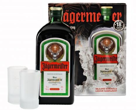 Dárkové balení Jägermeister